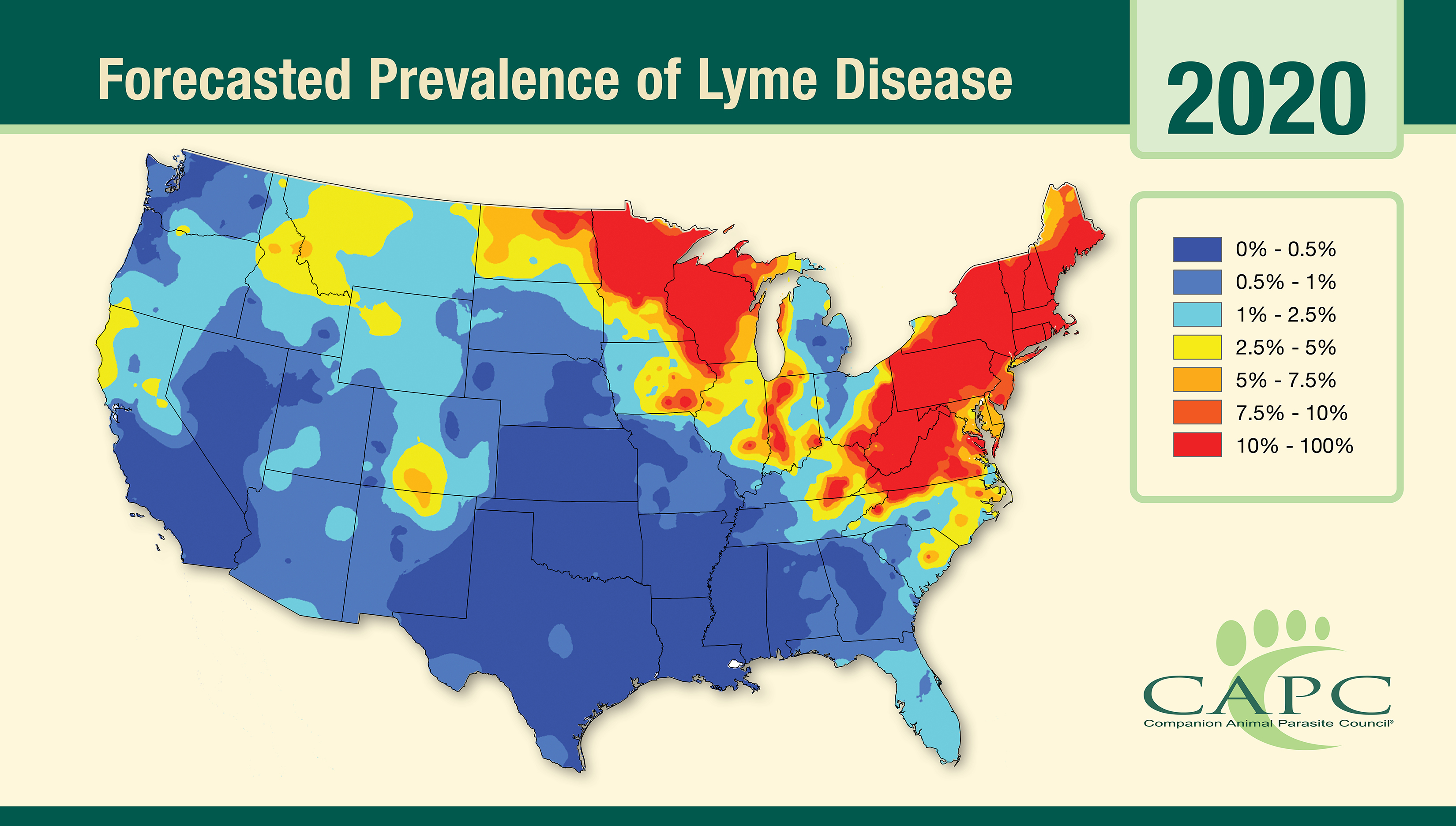 2020 Capc Forecast Maps Lyme